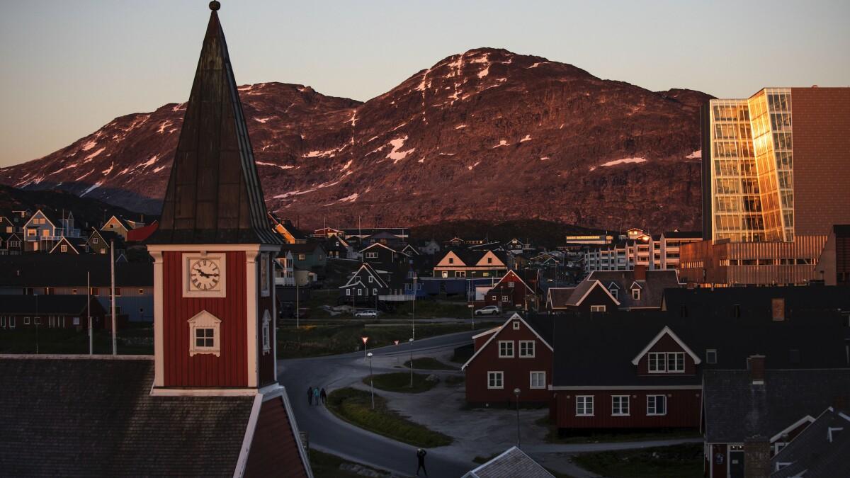 Buying Greenland isn't a good idea — it's a great idea