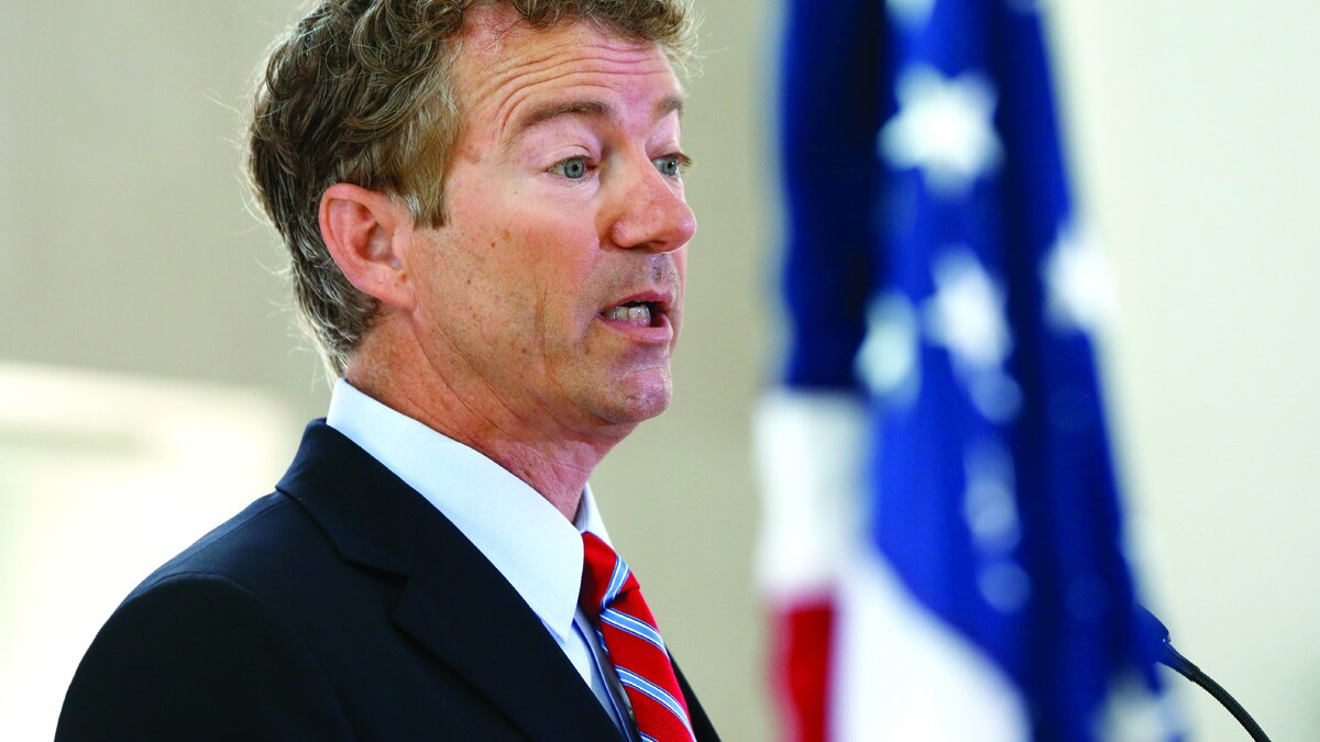 Rand Paul asks if Fauci will praise DeSantis over virus response: Florida has 5 times fewer per capita deaths yet 'identical' infections as New York