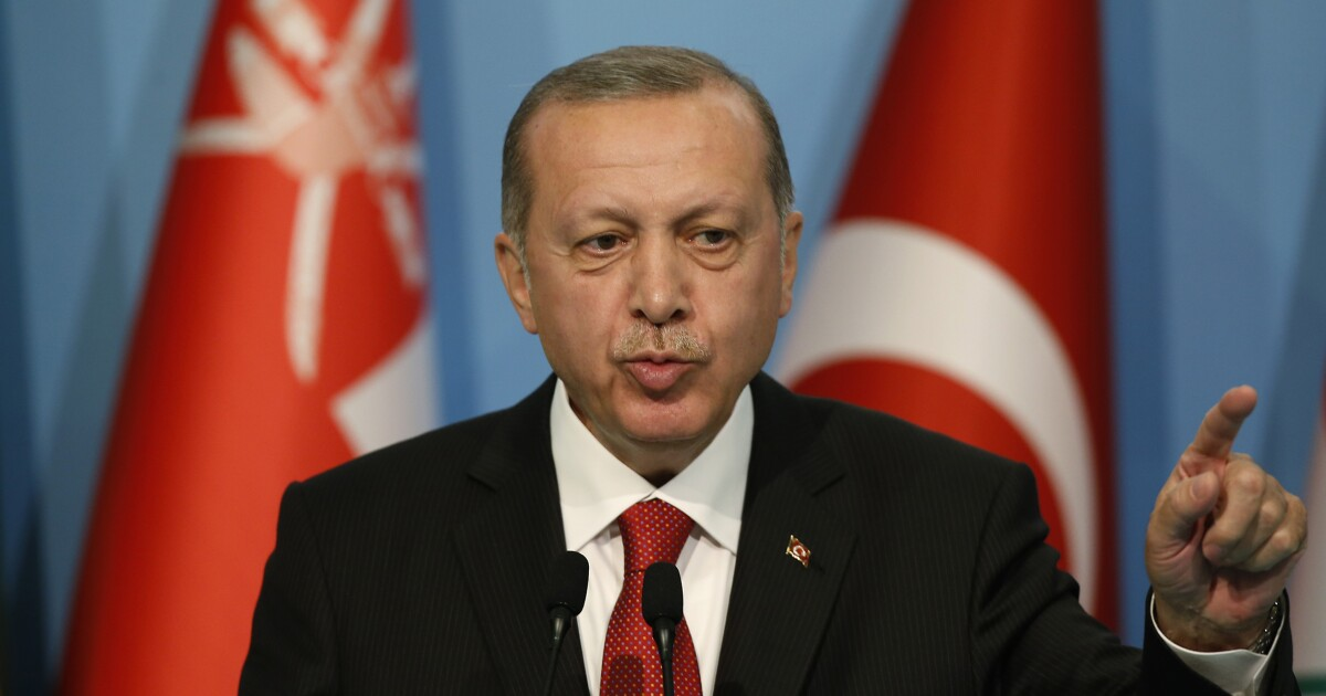Turkey should bomb Damascus