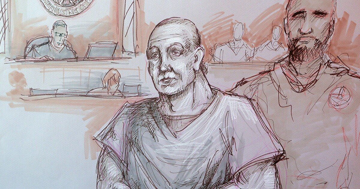Court date for accused 'MAGA bomber' Cesar Sayoc indicates guilty plea