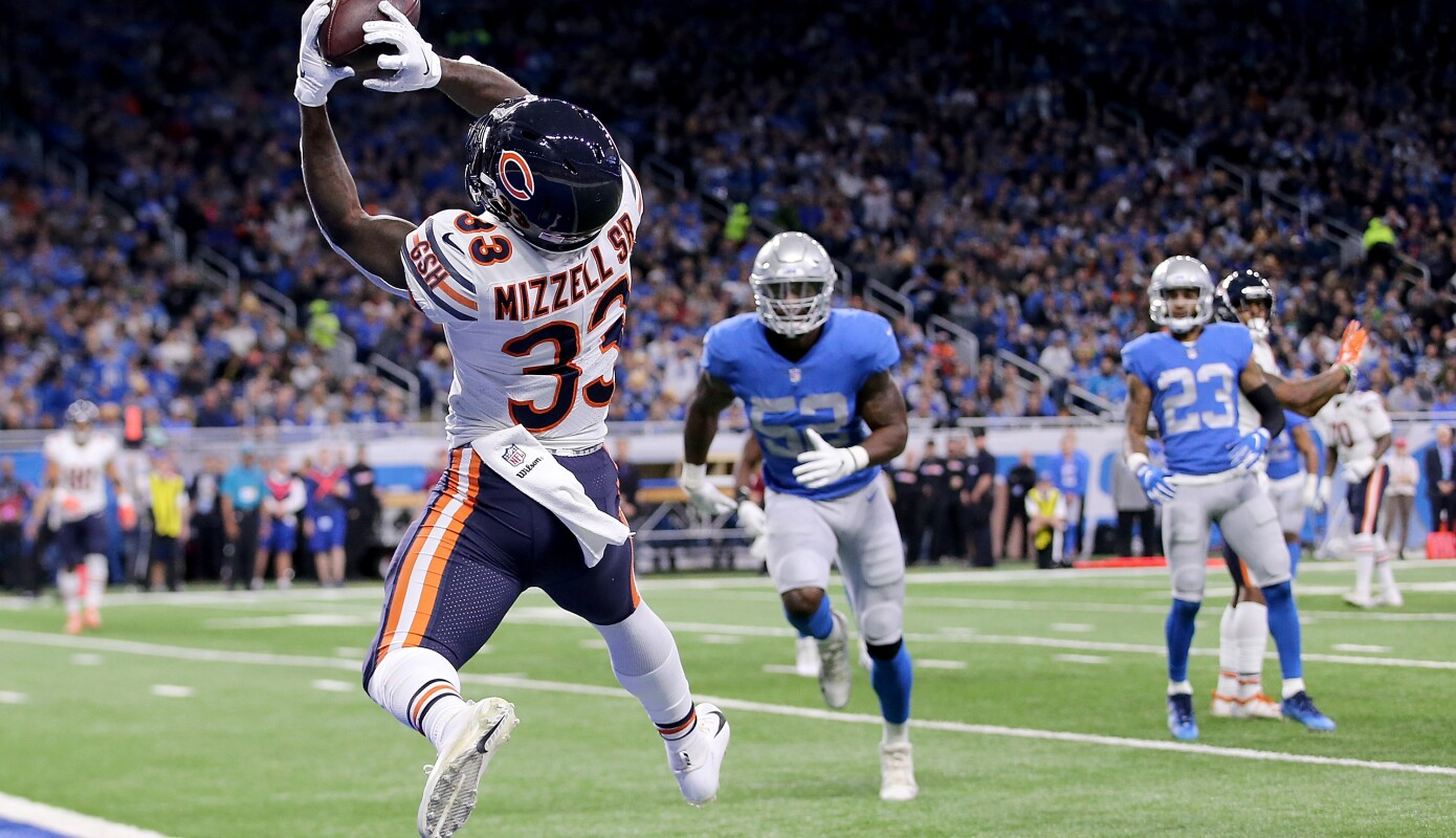 Chicago Bears v Detroit Lions