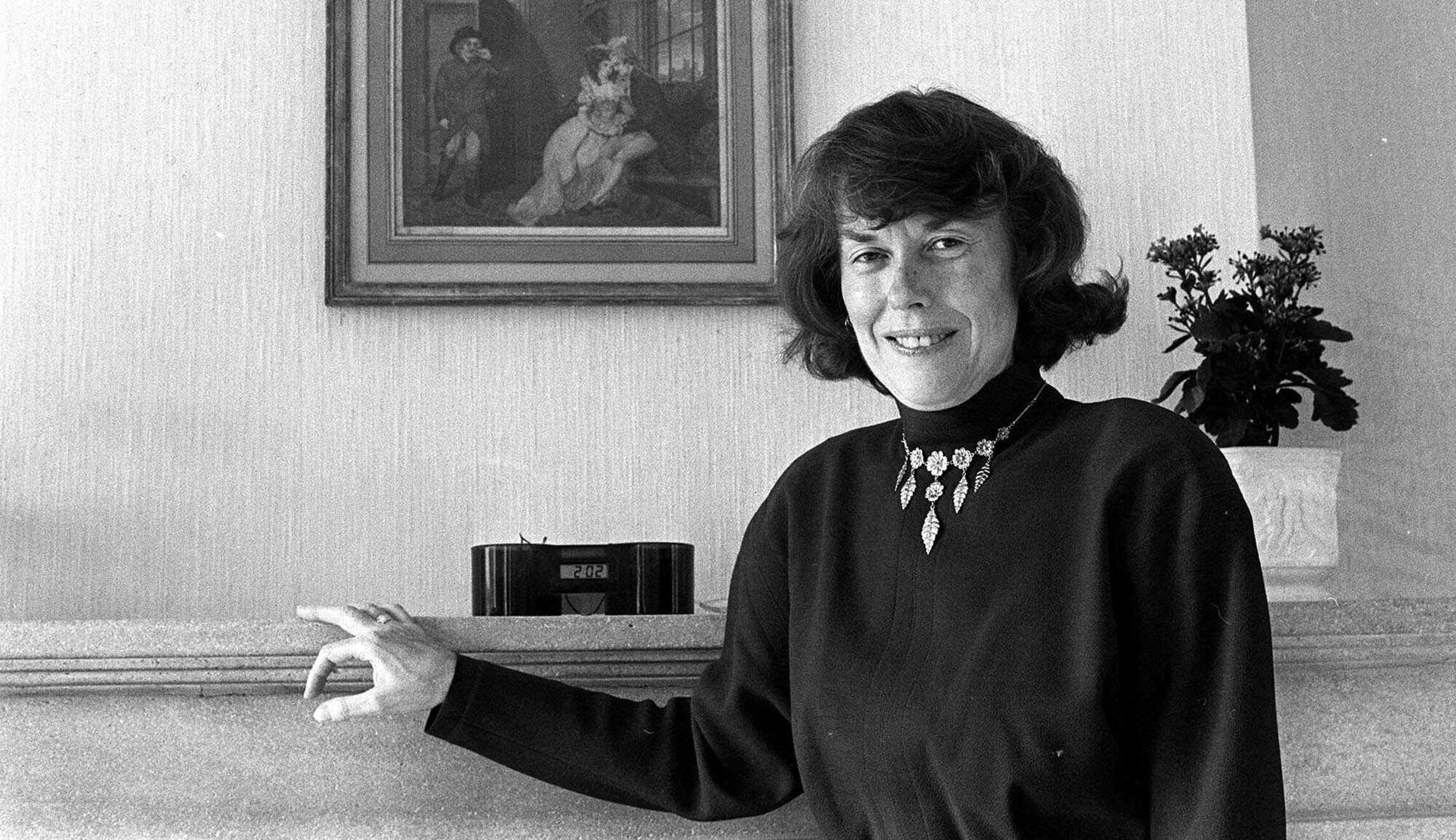 RIP Ambassador Faith Whittlesey, a loyal Trump supporter
