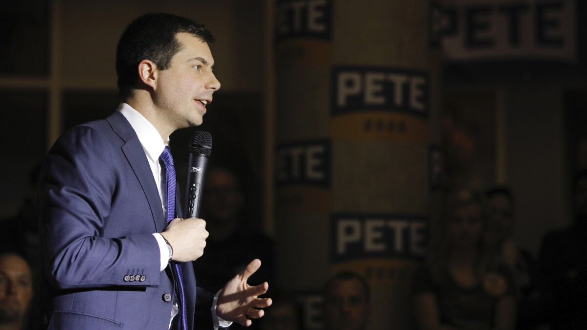 'Didn't answer the second part of my question': Buttigieg grilled by anti-abortion Democrat