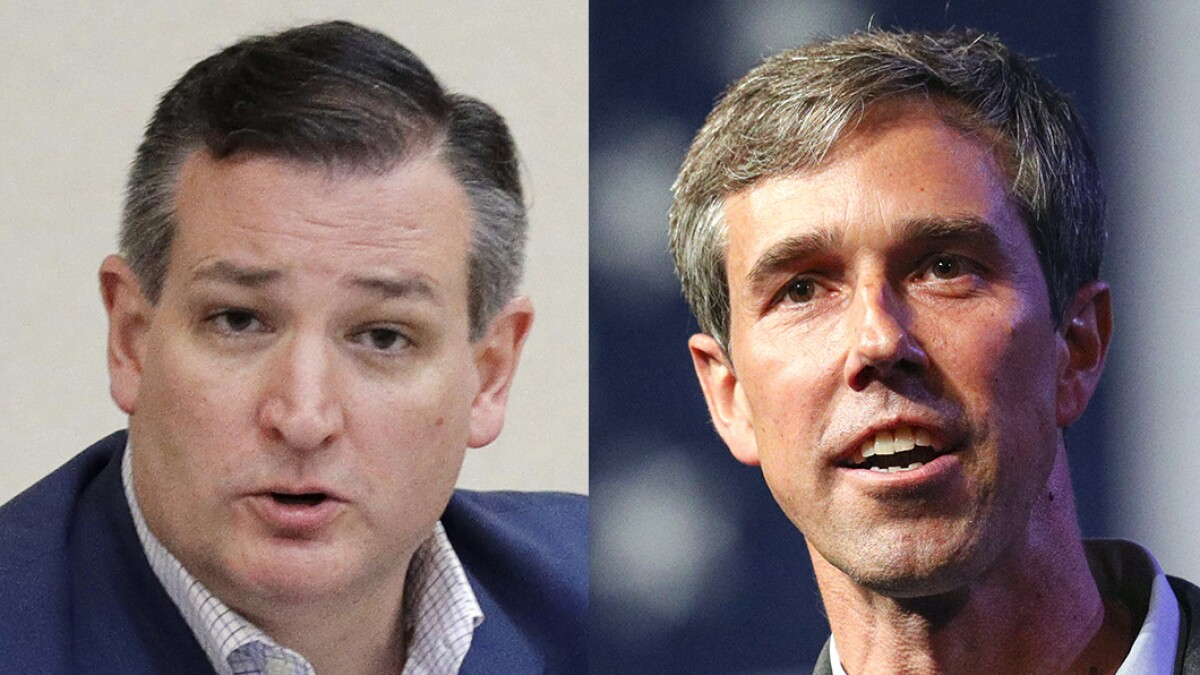 Vanity Fair: Hell yeah, media were all-in for Beto when it was just him vs. Ted Cruz