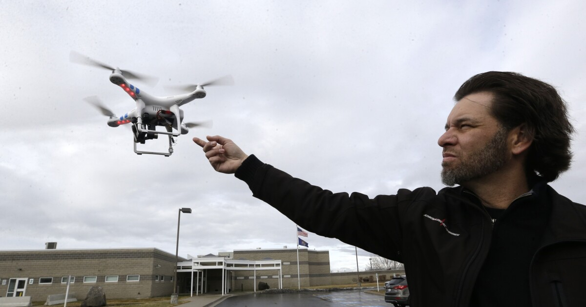 Drone technology can't advance without infrastructure