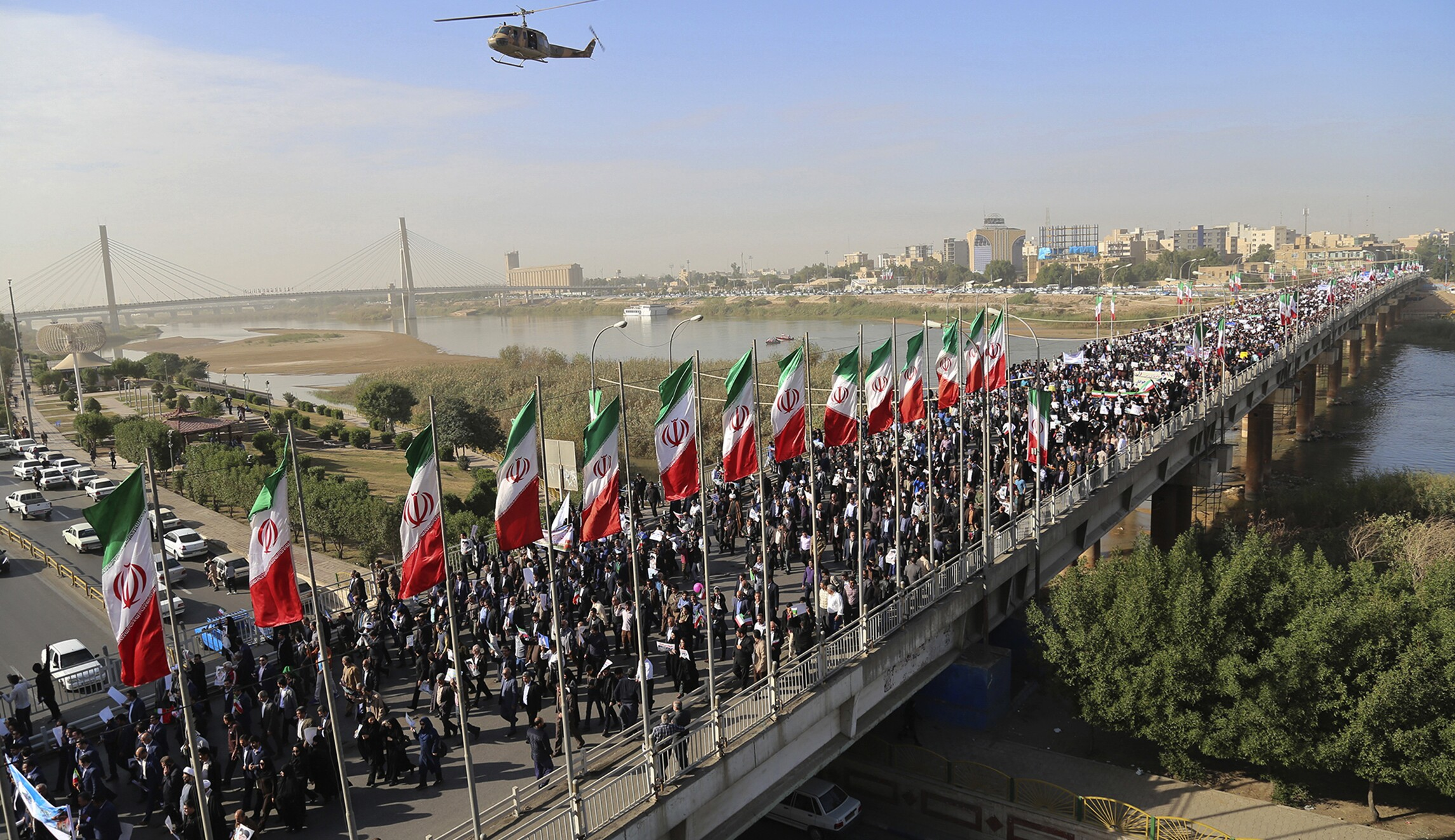 How Iranian repression works