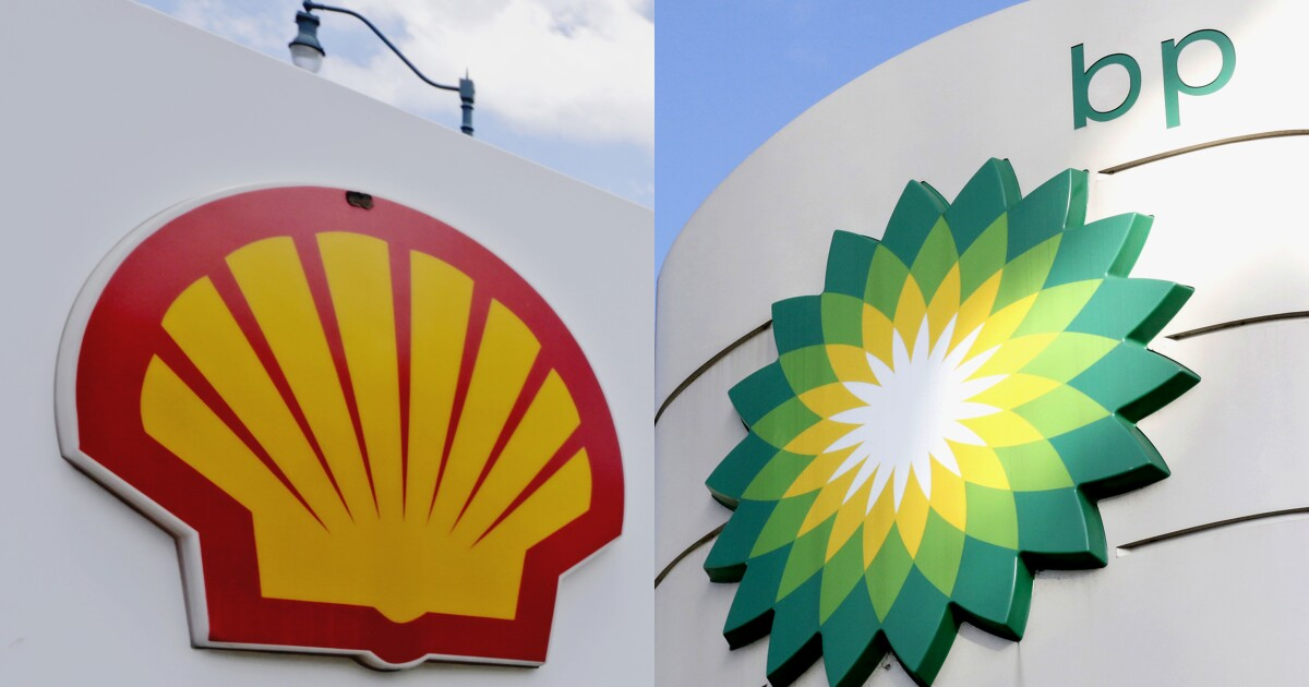 Oil giants BP and Shell pledge $1 million each to Republican-backed carbon tax