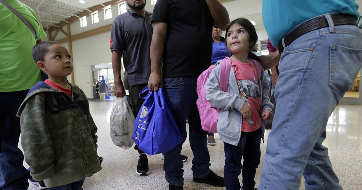 98 percent of families who illegally entered the US in 2017 are still here