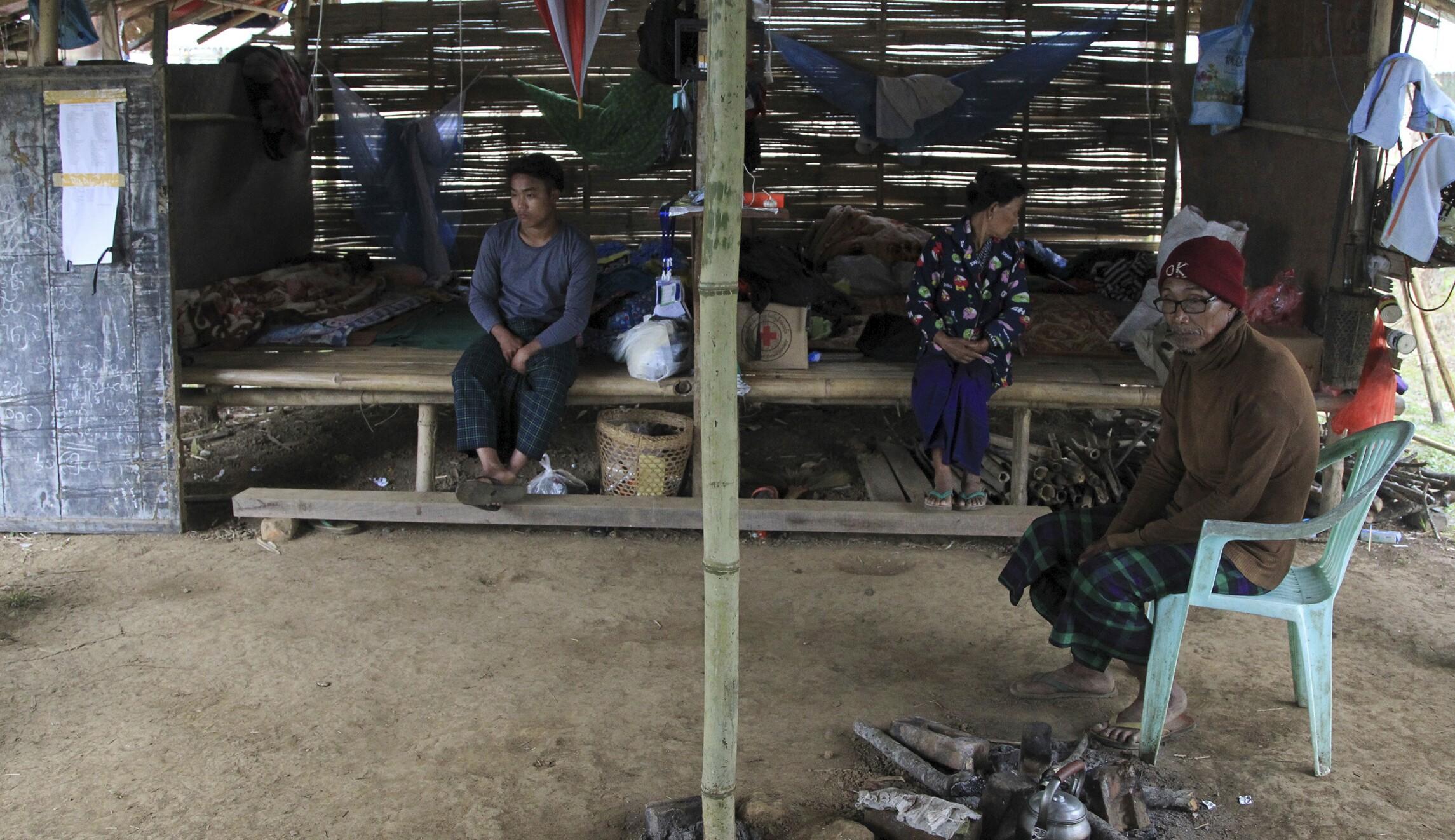 Myanmar Kachins in Trouble