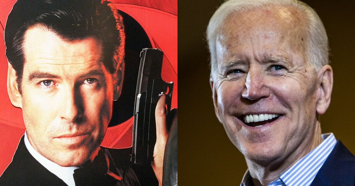 Biden says 'James Bond-style' smart weapons would save America from gun violence