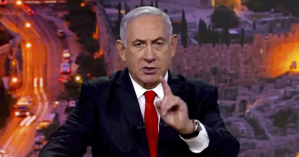Netanyahu warns Iran will soon have enough enriched...