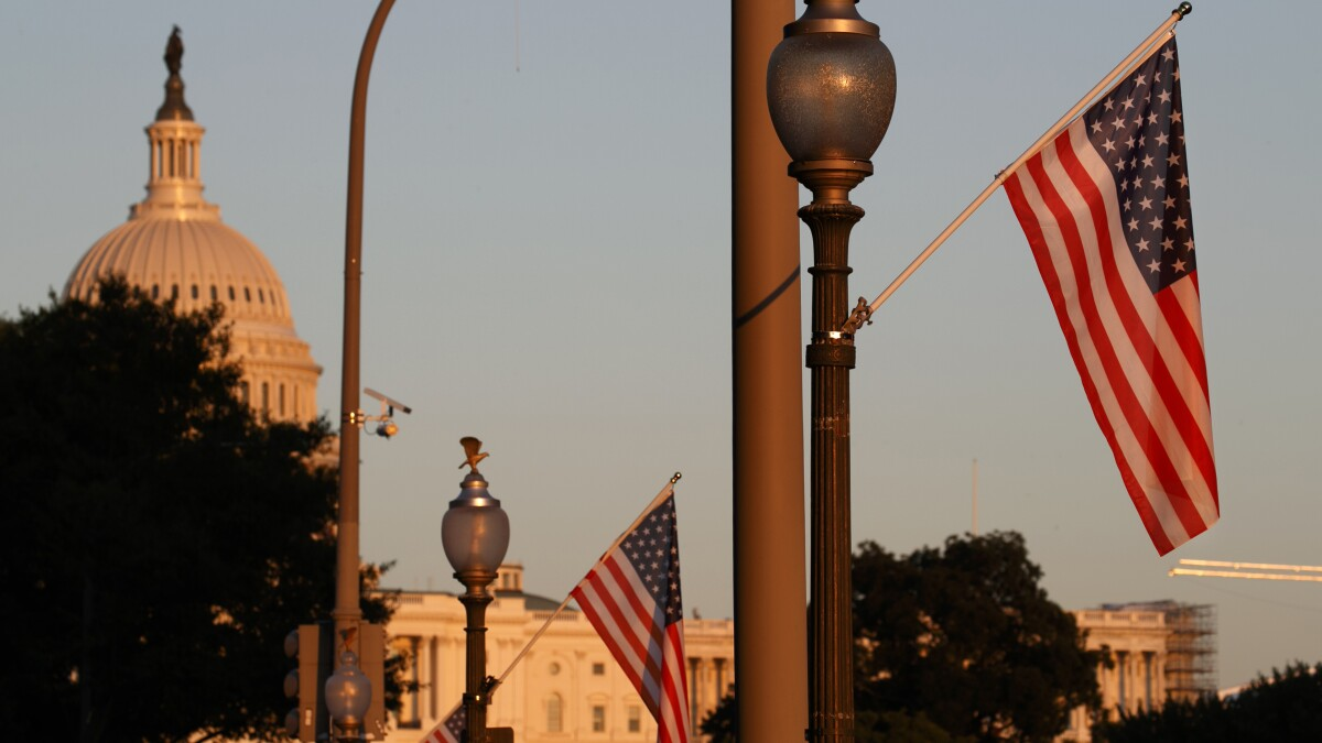 51-star American flags displayed in DC in run-up to statehood hearing