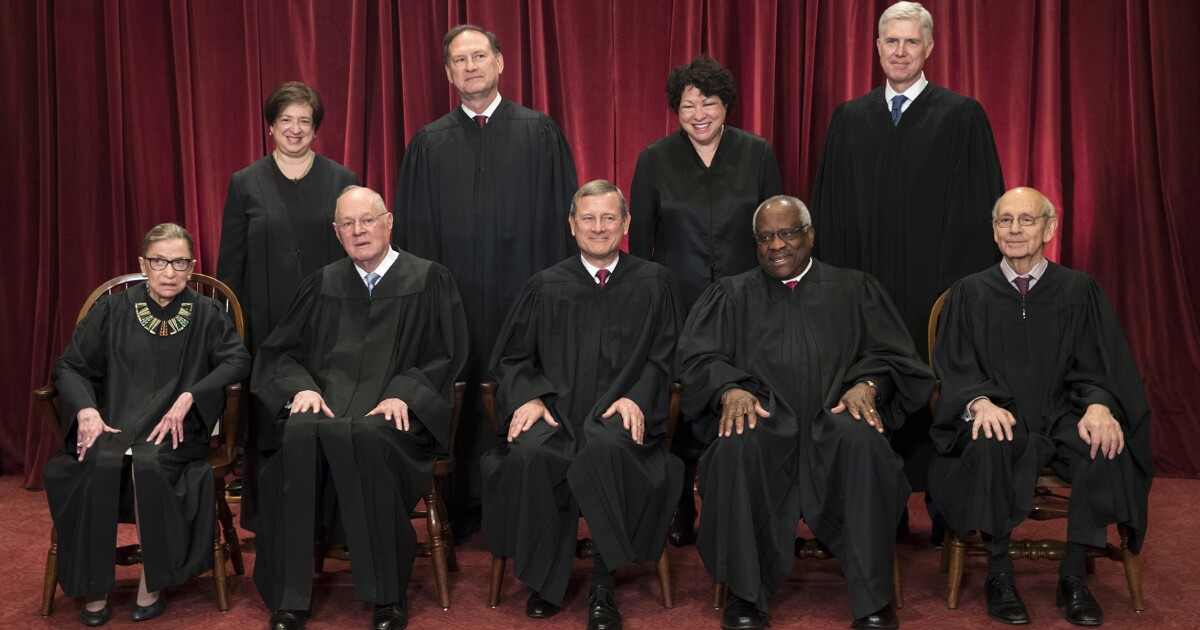 Poll: Majority can't name a single Supreme Court justice