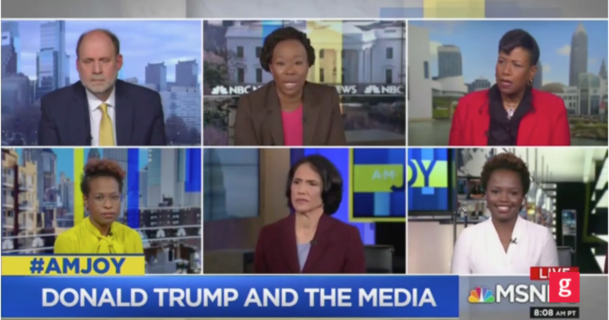 'Elevated by God': MSNBC host clashes with Republican over Trump 'authoritarianism'