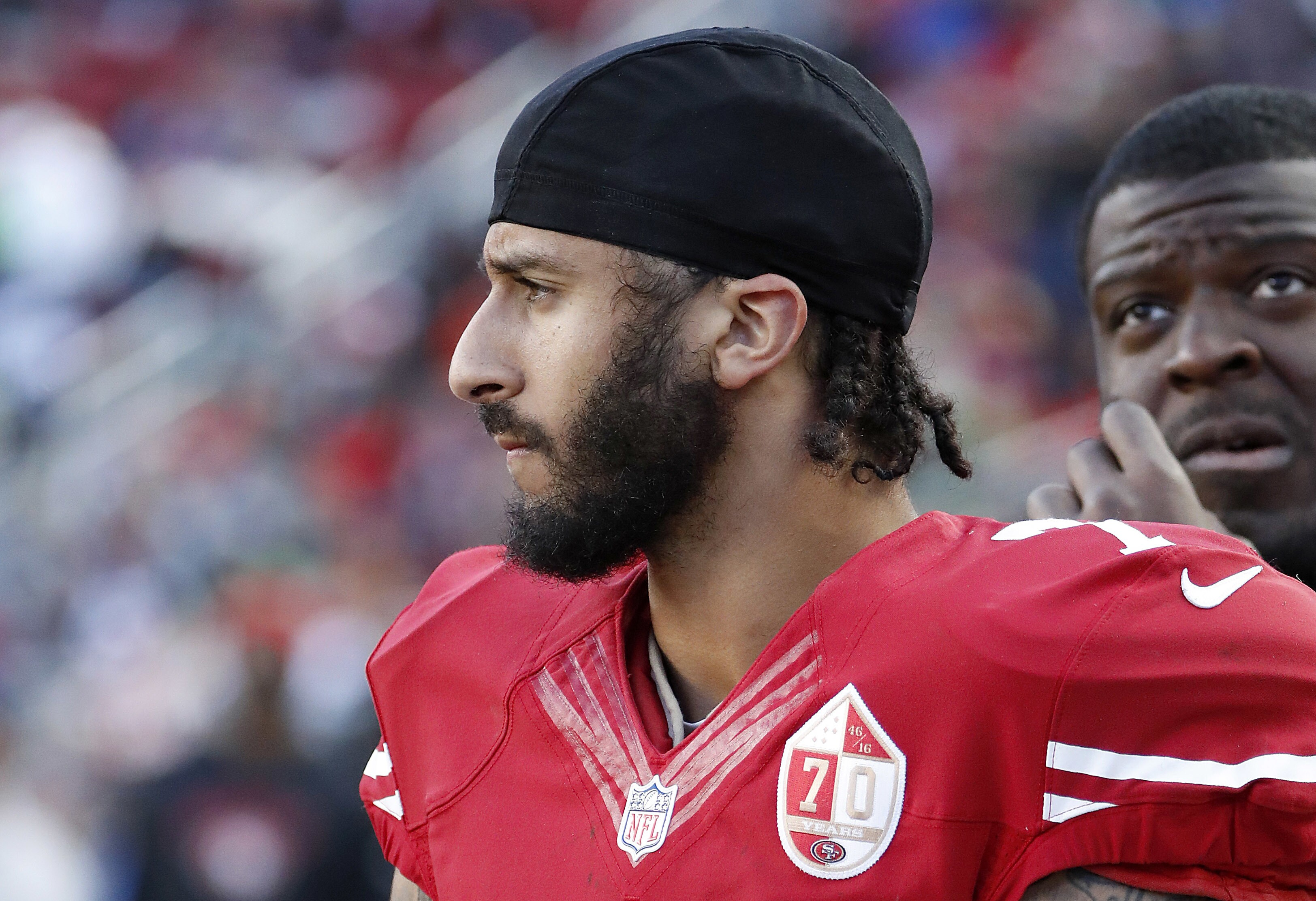 Trump colin kaepernick would have never kneeled again if he had trump colin kaepernick would have never kneeled again if he had been suspended one game m4hsunfo