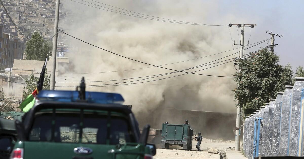 Multiple US troops killed during shootout in eastern Afghanistan