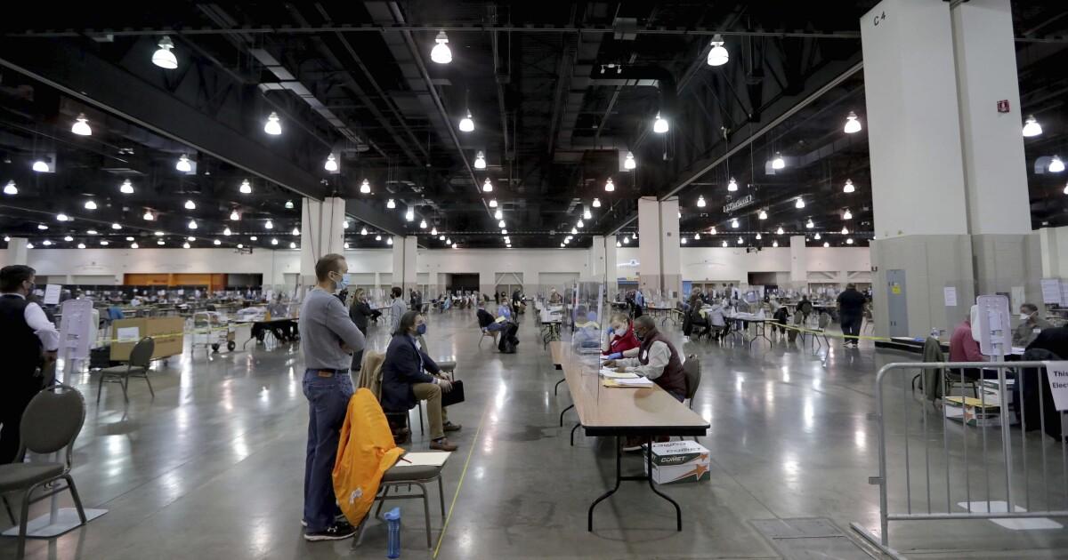 Wisconsin confirms Biden win following recount