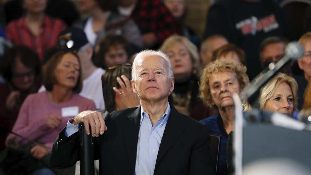 Campaign tantrums: Biden's 1988 White House bid derailed after he unloaded on New Hampshire voter