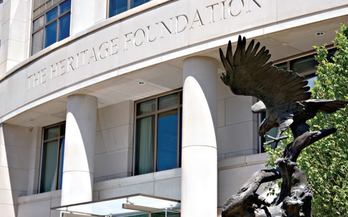 Boom: Heritage Foundation raises record $14M to fight socialism