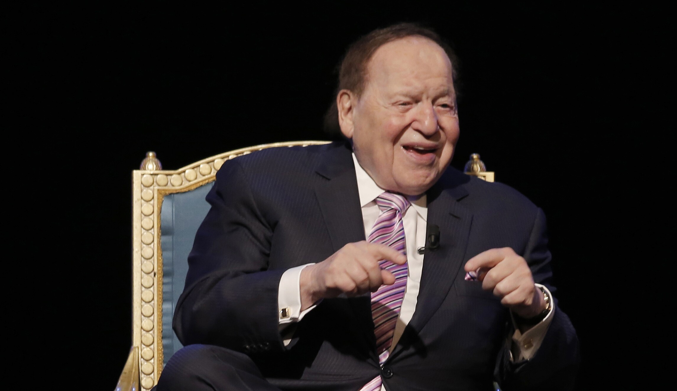 Sheldon Adelson donates $30 million to House Republicans ...
