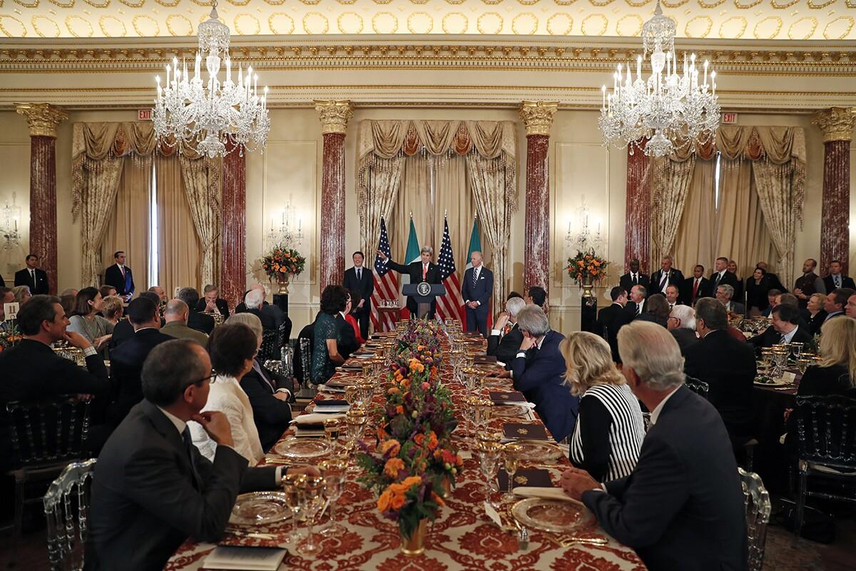 John Kerry,Matteo Renzi,Joe Biden