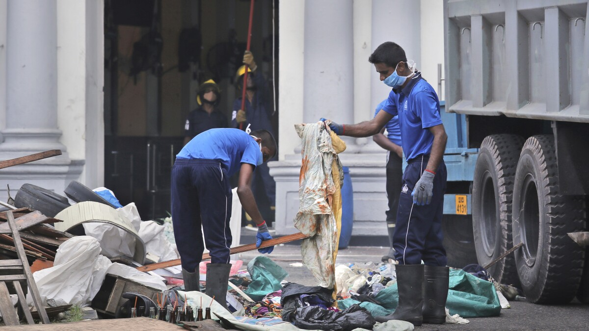 Church leaders in Sri Lanka demand accountability after government officials ignored terror warnings