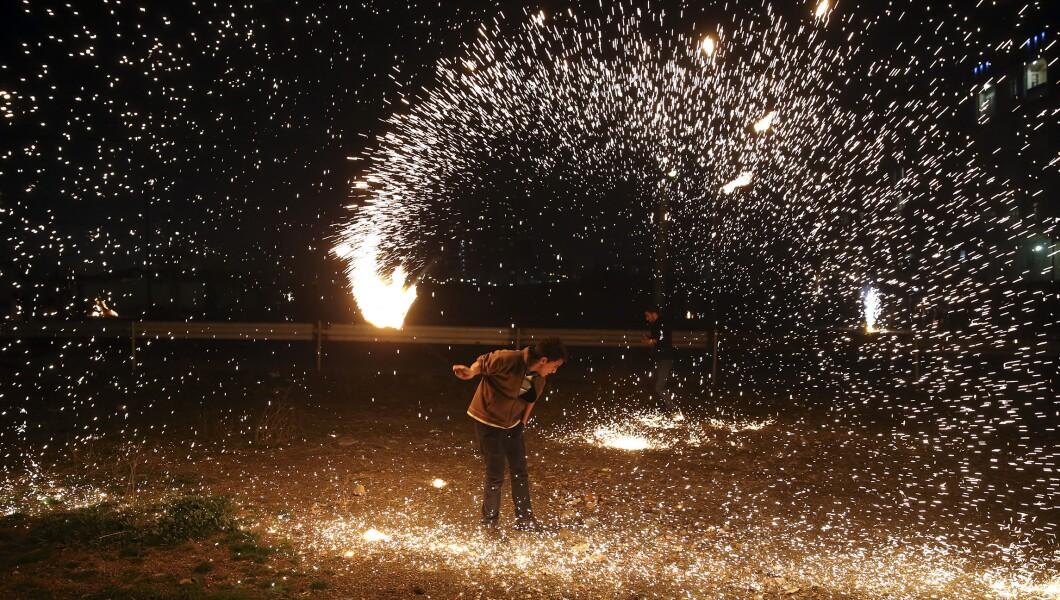 Iran Fire Festival