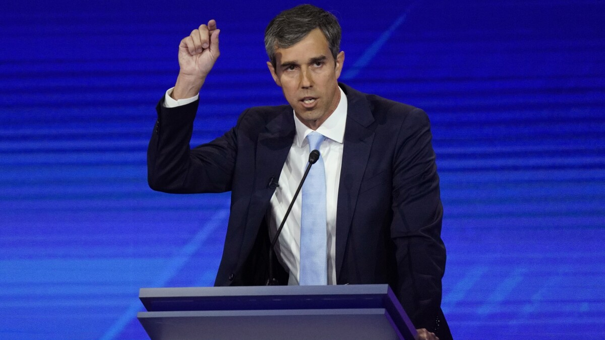 Beto defends gun confiscation as 'constitutionally sound'