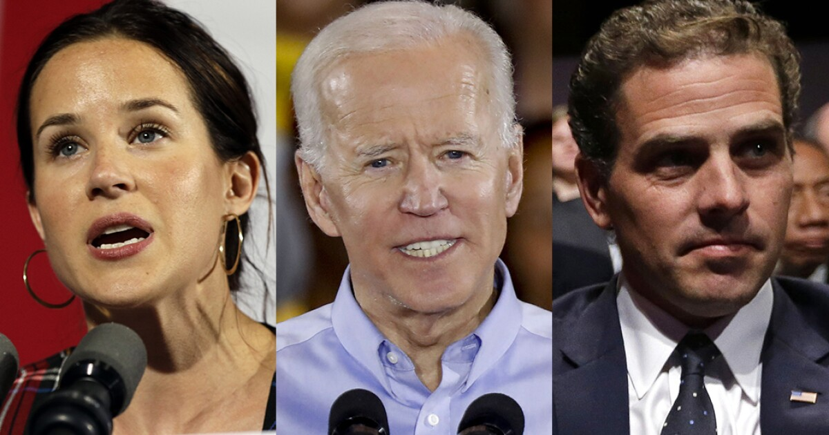 Double Standard Activists Say Biden S Hardline Drugs Policies Didn T Apply To His Children S Cocaine And Marijuana Use
