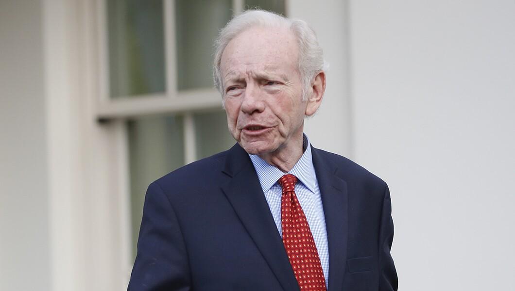 Former Sen. Joe Lieberman