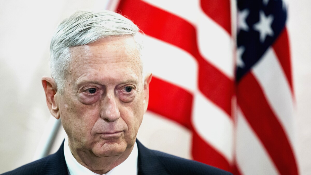 Former defense secretary Jim Mattis' mother dies at 97
