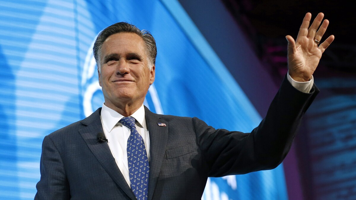 Club for Growth pushes Romney and Lisa Murkowski to confirm Amy Coney Barrett