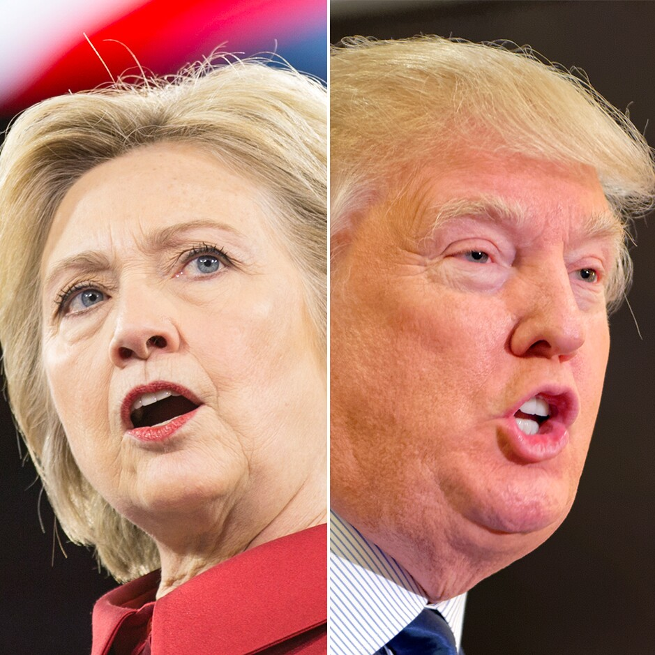The Presidential Polls Weren't That Far Off