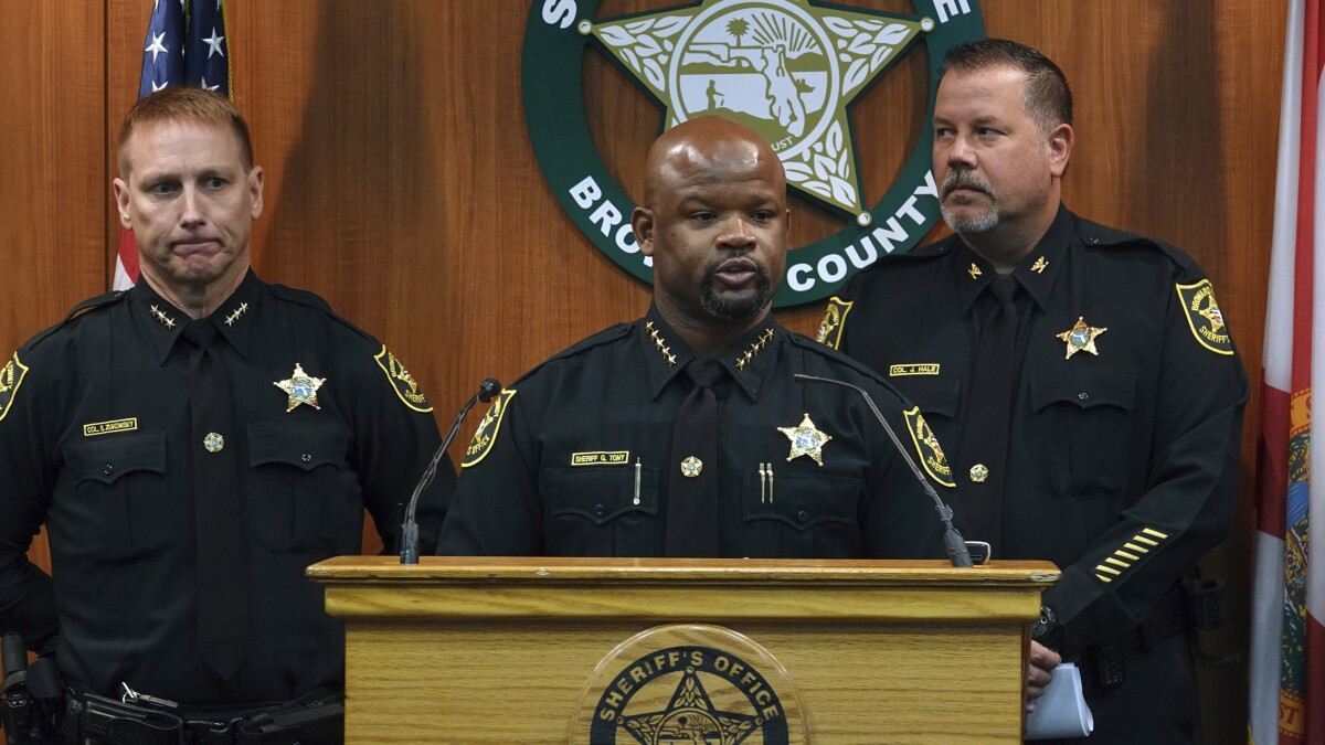 Two more deputies fired for neglect of duty during Parkland shooting