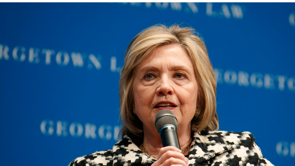 Hillary Clinton reminds everyone why she lost in 2016