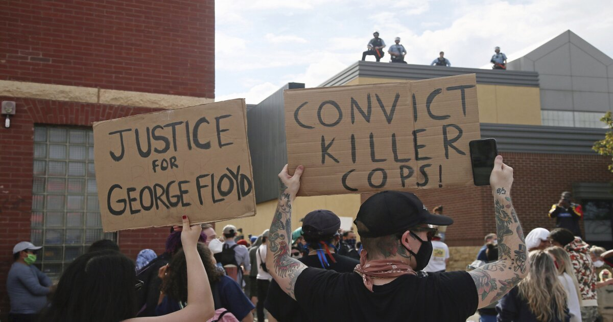 Conservatives can and should find common ground with protesters on overdue police reforms