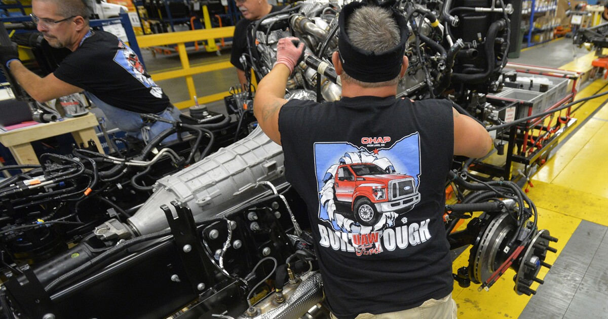 Ford planning to lay off 20,000 workers in North America, Asia