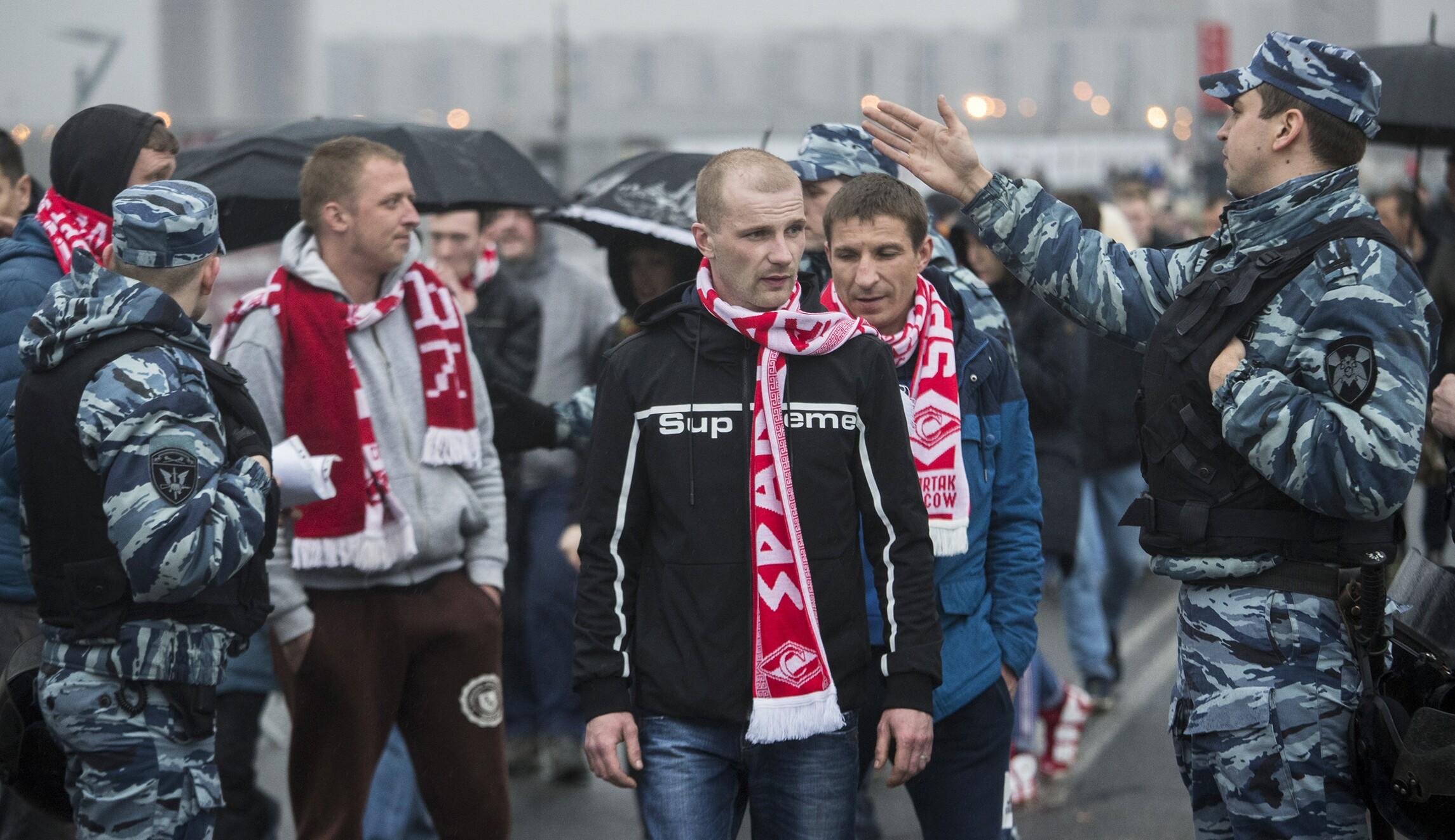 Kết quả hình ảnh cho russian dan hooligan world cup