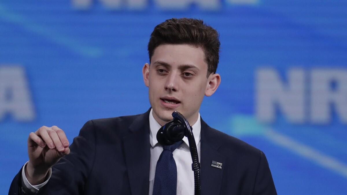 The Kyle Kashuv-Harvard saga shows why young people shouldn't be used as political footballs