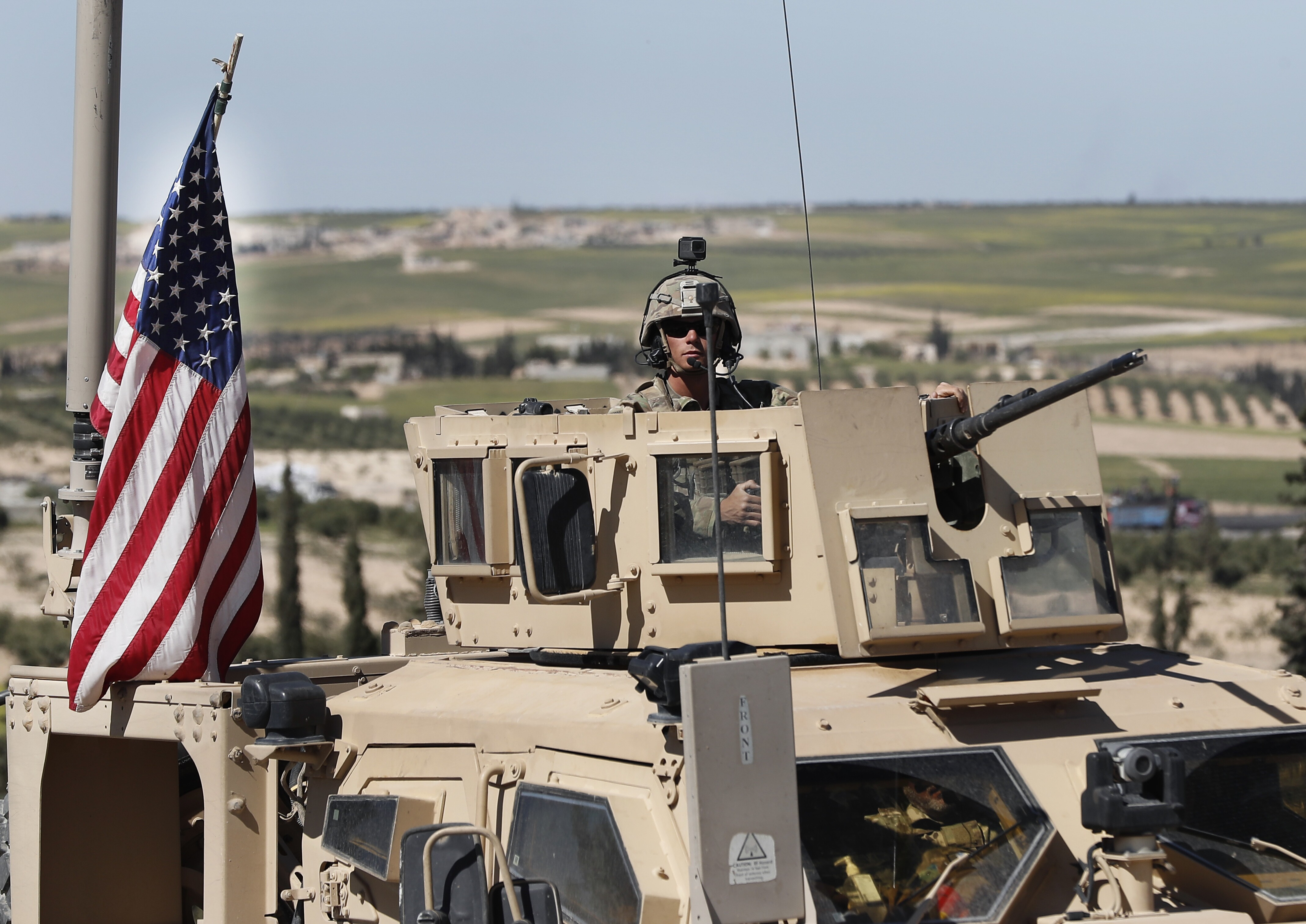 The US and Turkey could go to war