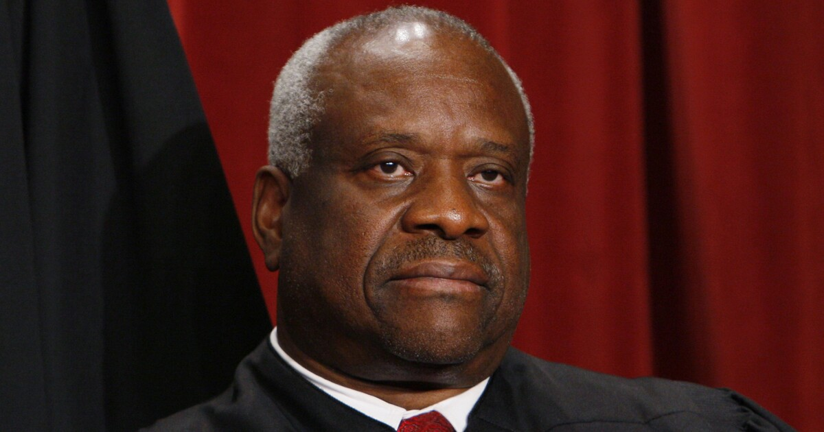 Clarence Thomas swings divided Supreme Court in gun possession case