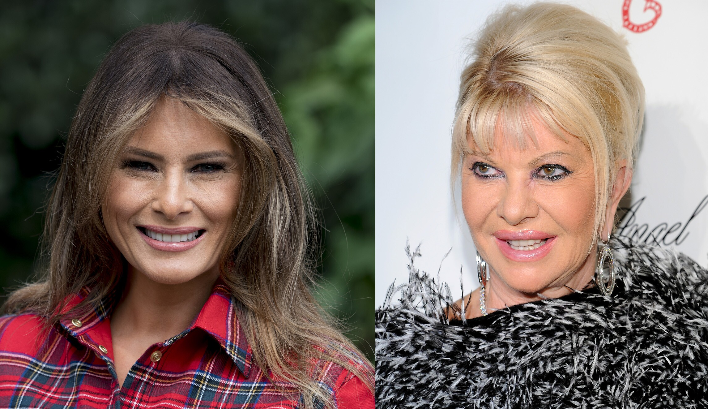 Melania Trump hits back at Ivana: Theres only one first