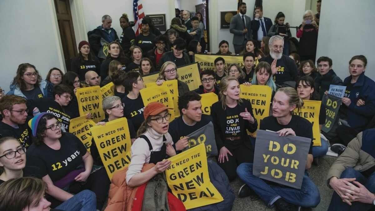 The 'Green New Deal' is a prescription for poverty