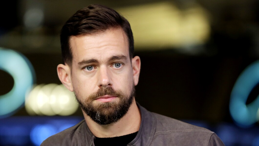 Twitter and Square CEO Jack Dorsey is shown above.
