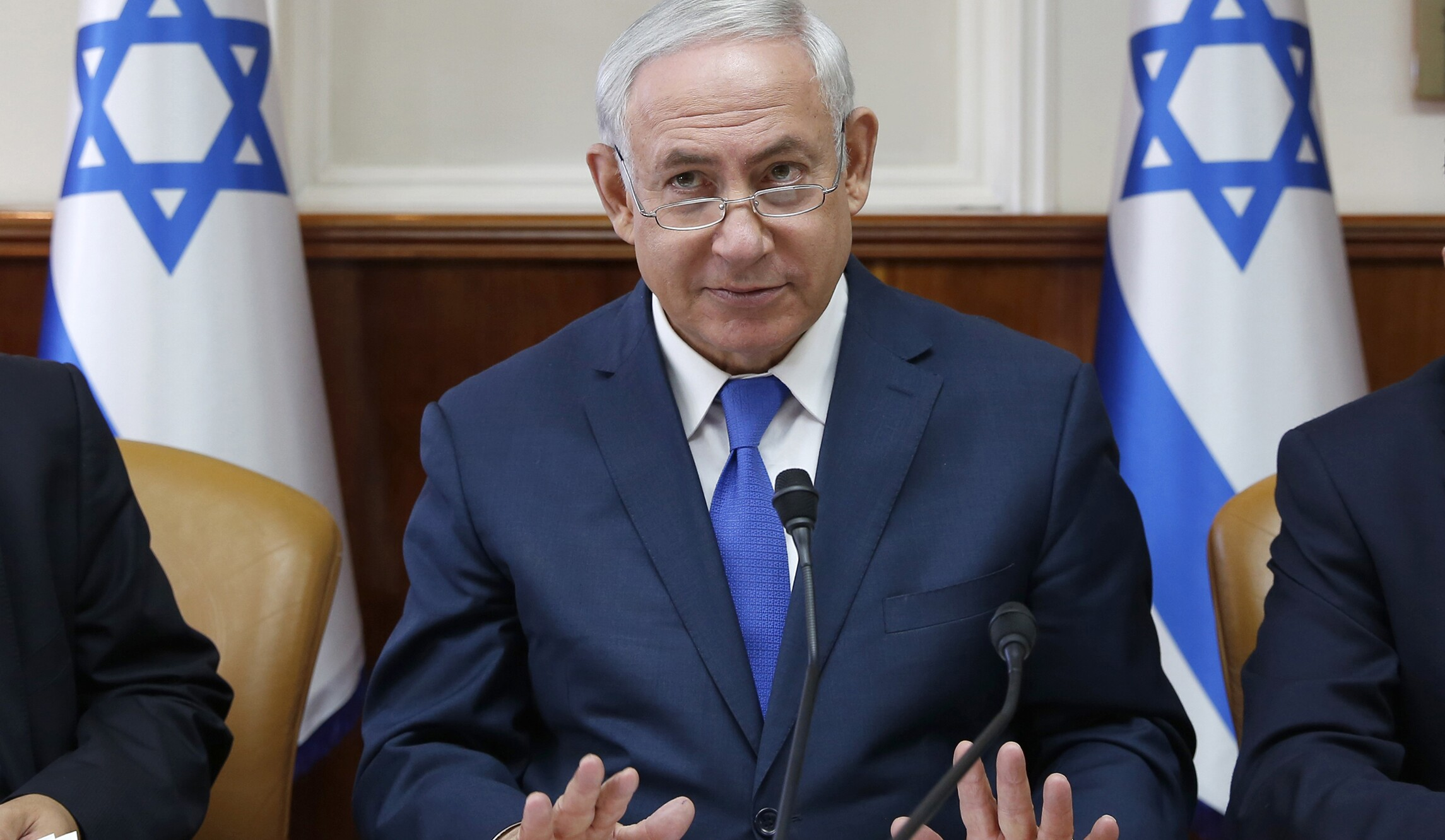 Benjamin Netanyahu Trump Made Very Brave Decision To Disavow Iran