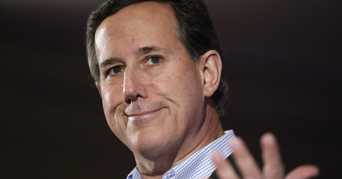 Rick Santorum to CNN panel: Give your home address to ...
