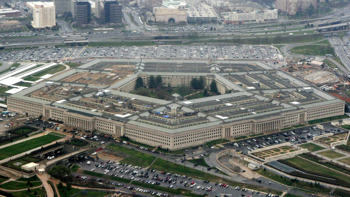 House bill targets illicit use of Pentagon networks