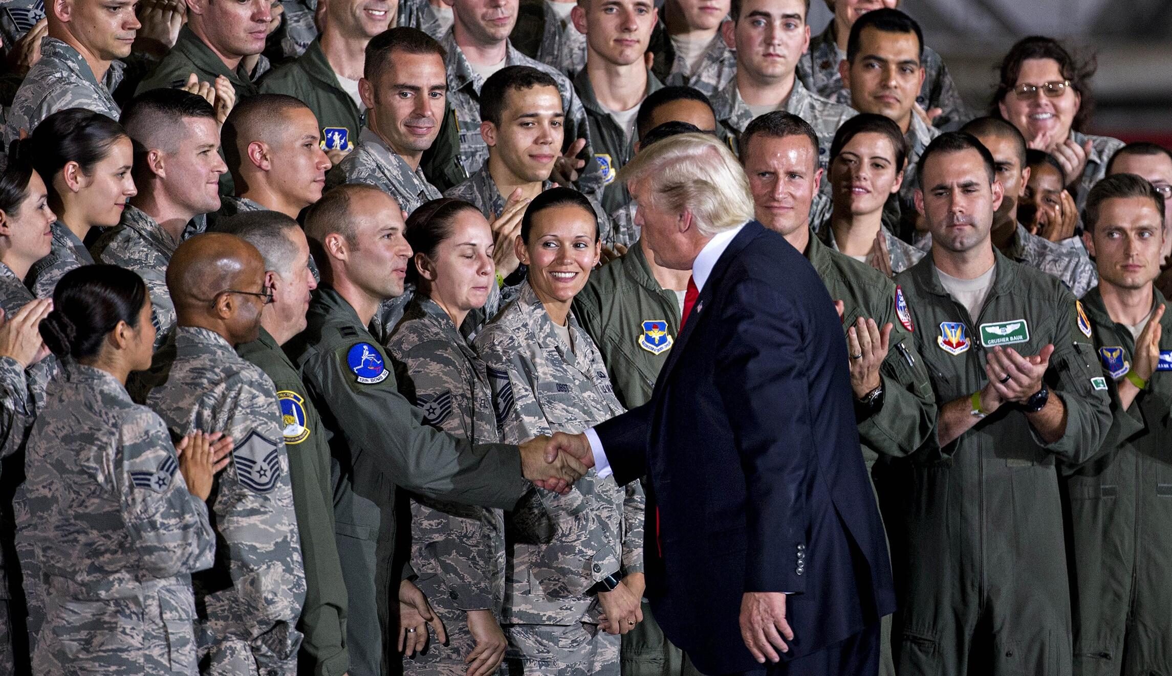 Trump adds 'Make America Great Again' to presidential