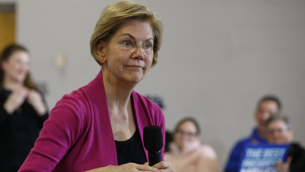 Newspaper with record of supporting losing candidates in Iowa caucuses endorses Warren