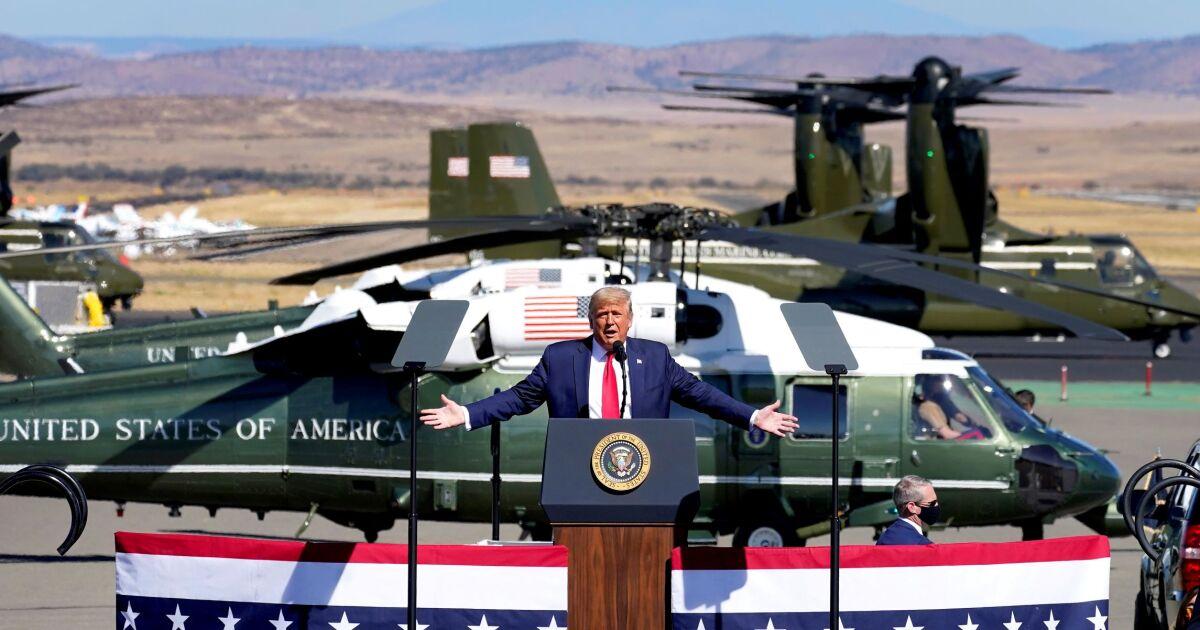 Donald Trump: The anti-politician in the White House